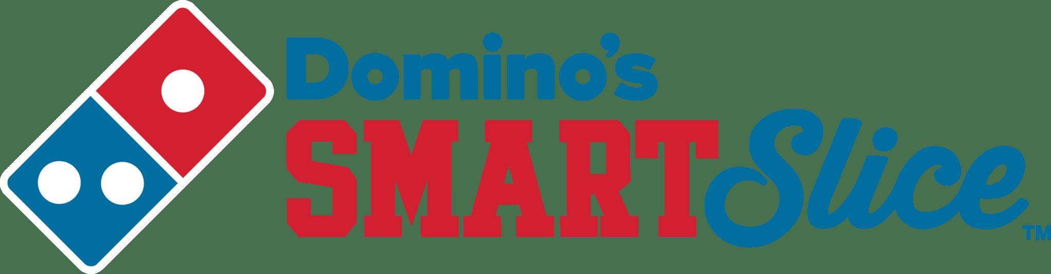 Domino's Smart Slice logo